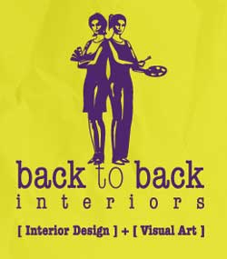 Back to Back Interiors Logo