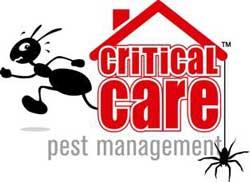 Critical Care Pest Management Logo