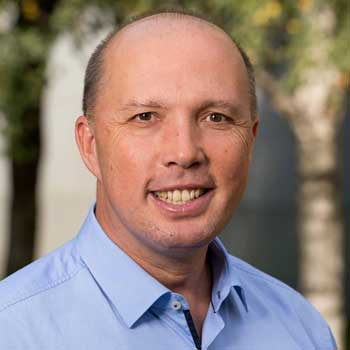Peter Dutton – Federal Member for Dickson