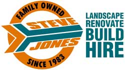 Steve Jones Hardware logo
