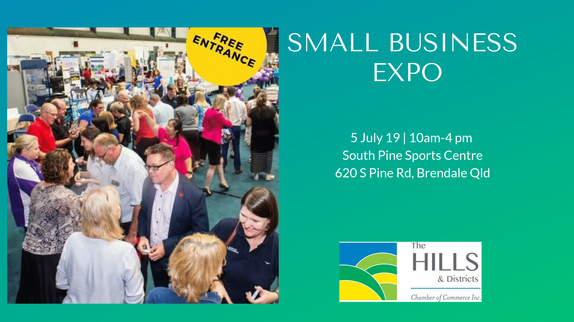 2019 Small Business Expo - Hills & Districts Chamber of