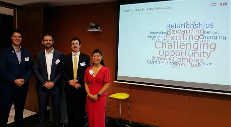 Hills Chamber connects with AustCham Shanghai and ACBC