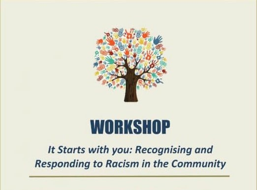 Picabeen hosts a workshop on racism this Wednesday 1st May
