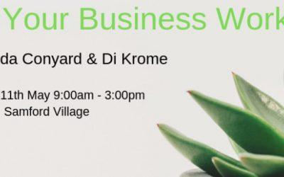 Mind Your Business Workshop