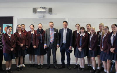 Helping Our Local Schools: Guest Speaking at Mt Maria College Legal Studies