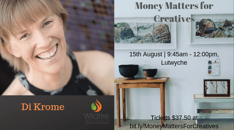 """Member Facilitated Event » Money Matters for Creatives – """"A Member Facilitated Event"""""""