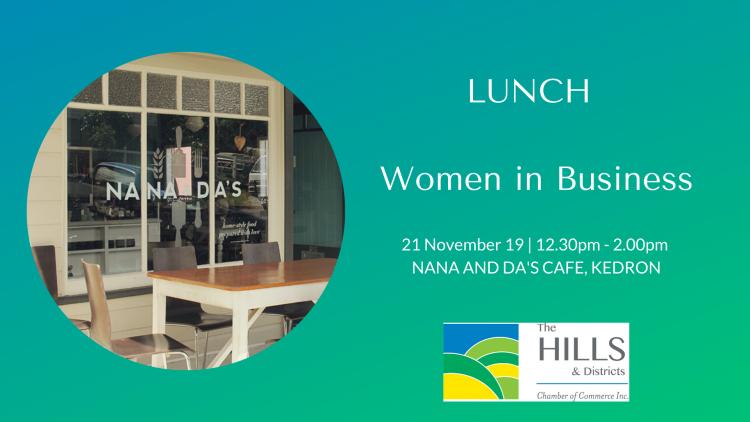 November WIB Lunch