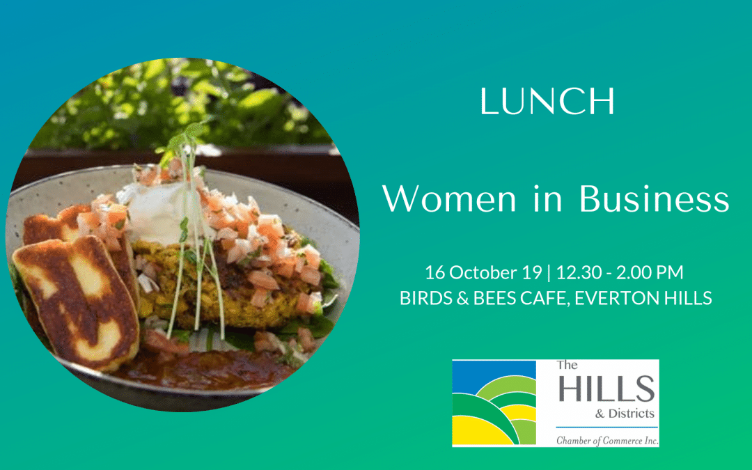 Women In Biz Lunch