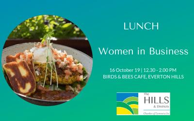Women In Biz Lunch