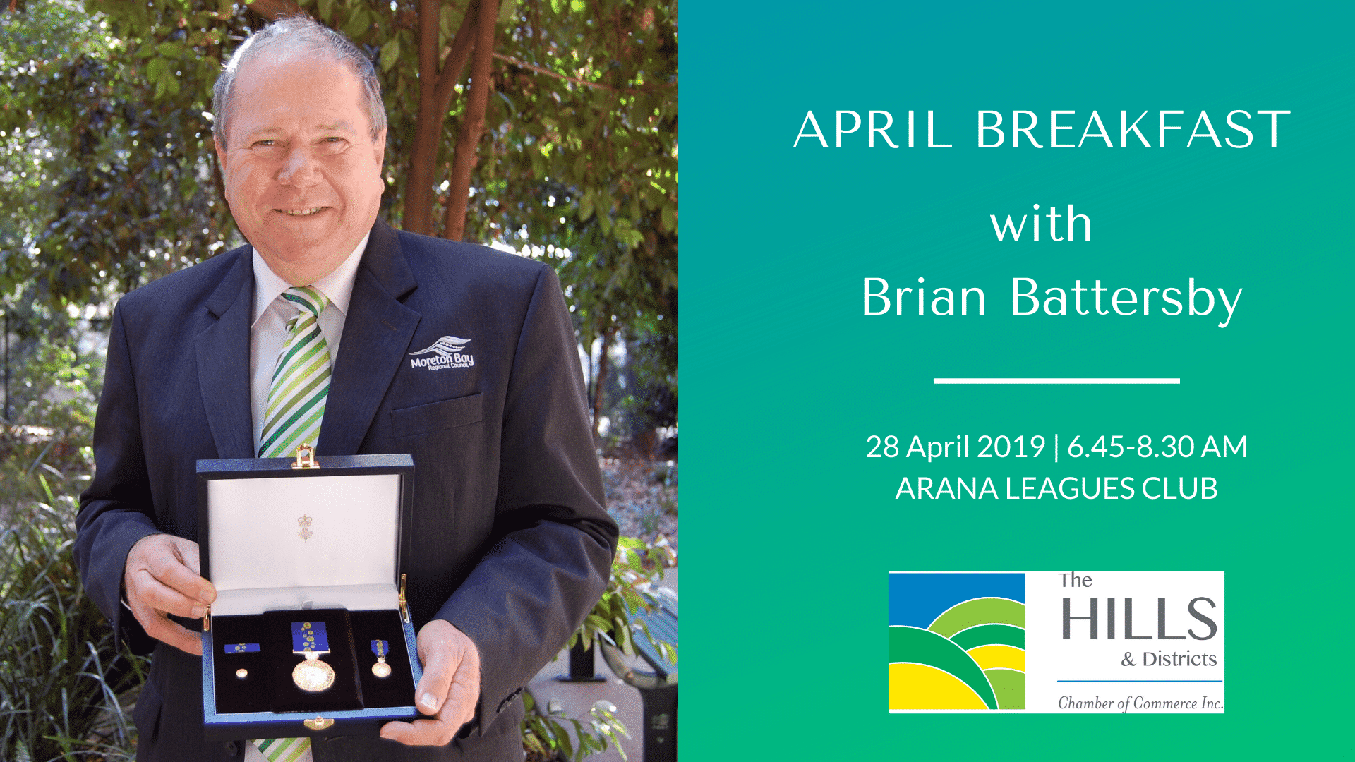 April Breakfast with Brian Battersby