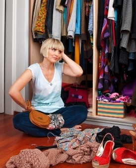 The Challenges of Decluttering