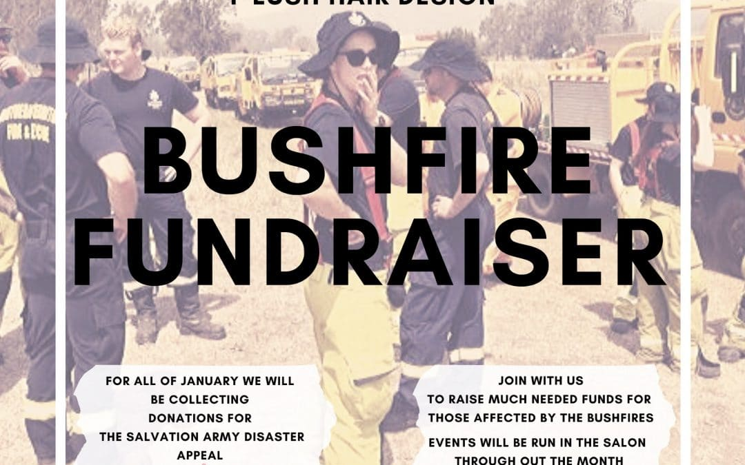 Bushfire Fund Raiser