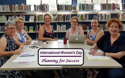 International Women's Day 2020 – January Update