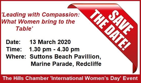 International Womens Day - January Update