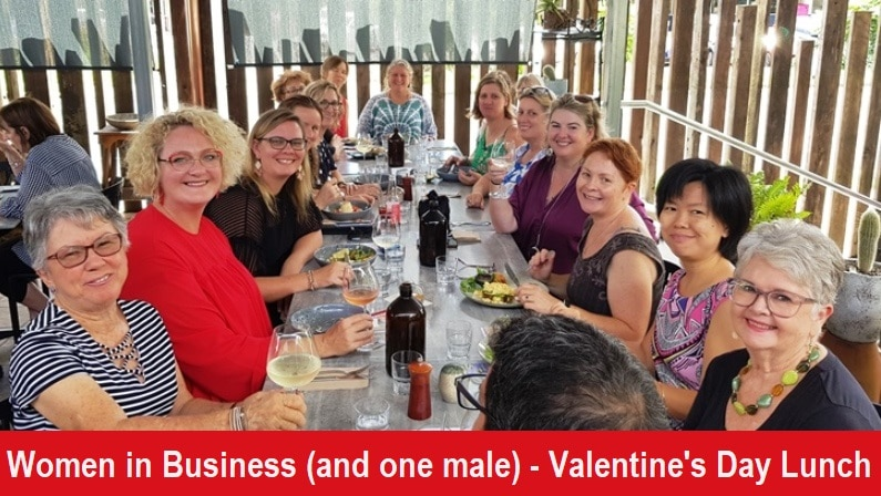 Women in Business Valentine's Day Lunch