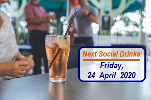 Social Drinks March
