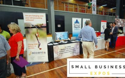 Small Business Expo Moreton Bay region/North Brisbane BRIEFING DATE 12th March