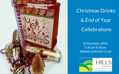 Christmas Drinks & End of Year Celebrations