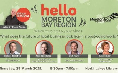 Moreton Bay Region Business Panel Unveiled