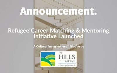 Announcement: Refugee Career Matching & Mentoring Initiative Launched
