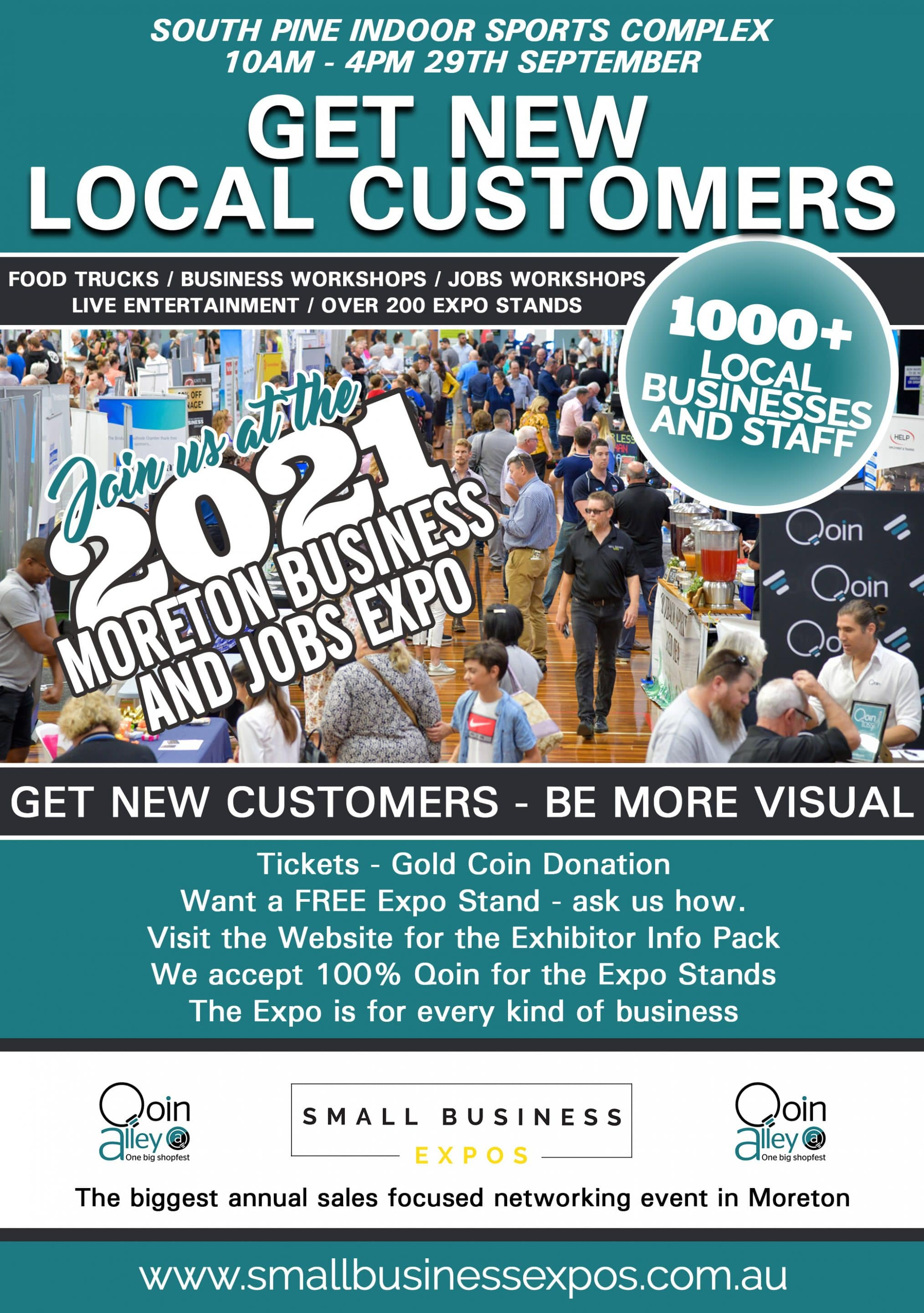 2021 Moreton Bay Region Business and Jobs Expo