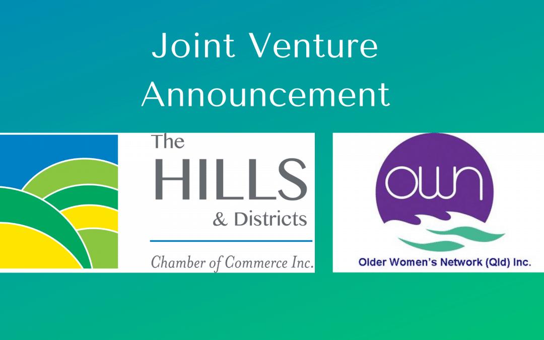 Joint Venture Announcement