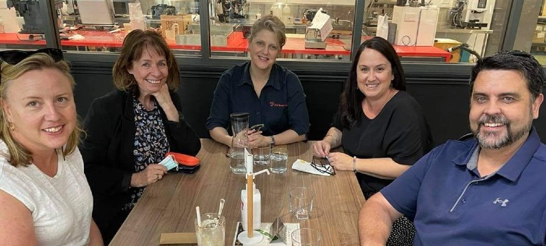 Women in Business Lunches